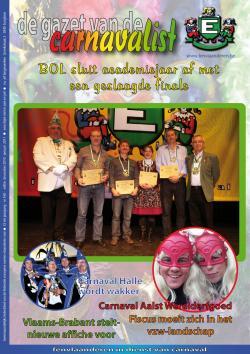 Gazet van de Carnavalist - december 2010