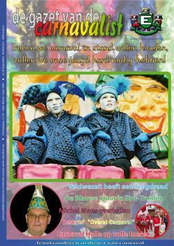 Gazet van de Carnavalist - februari 2009