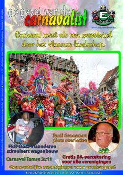 Gazet van de Carnavalist - februari 2010