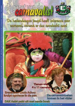 Gazet van de Carnavalist - februari 2011