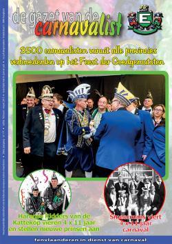 Gazet van de Carnavalist - februari 2015