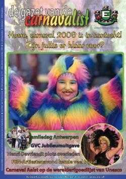 Gazet van de Carnavalist - oktober 2008