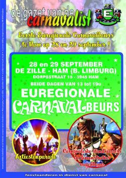Gazet van de Carnavalist - Beurseditie 2019